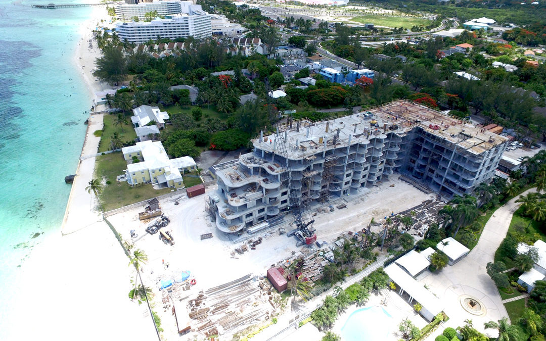 July 2016: Exciting Progress at One Cable Beach Luxury Condo Development