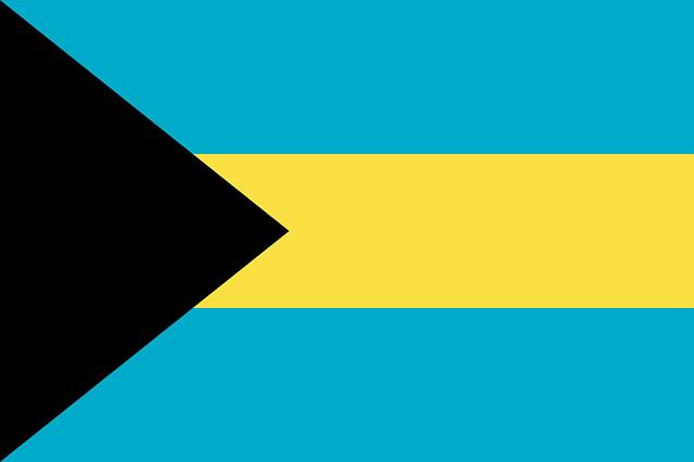 Bahamas Resident - Bahamian Flag